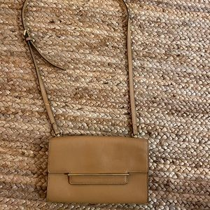 Vince Camuto Tan Cross Body